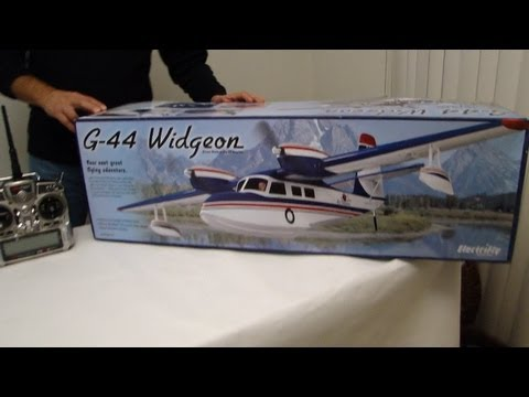Electrifly Grumman G-44 Widgeon Out of the Box Preview - UCLEC1xjMQ-fBWyAD6LqH3ZA