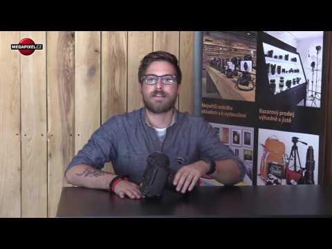 Videorecenze Canon EOS 1D X Mark II tělo