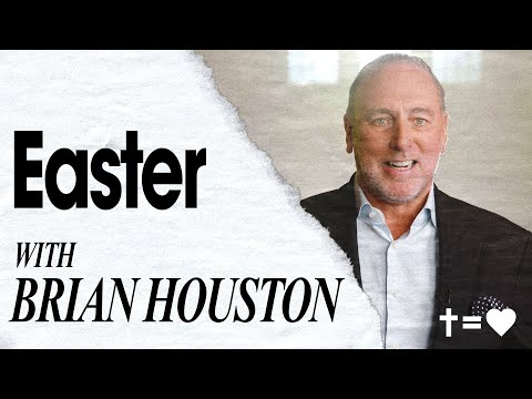 Easter with Brian Houston =   Hillsong Church Online