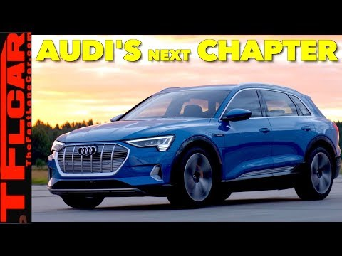 2019 Audi e-Tron Quattro All Electric Car: Everything You Need To Know!