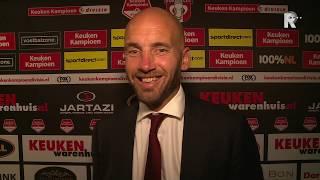 Mitchell van der Gaag: 'Je moet de dynamiek van Jong Ajax weten'