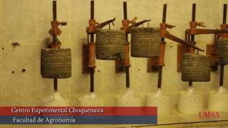 Video Institucional Facultad de Agronomia UMSA
