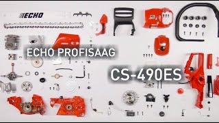 Echo profisaag CS-490ES