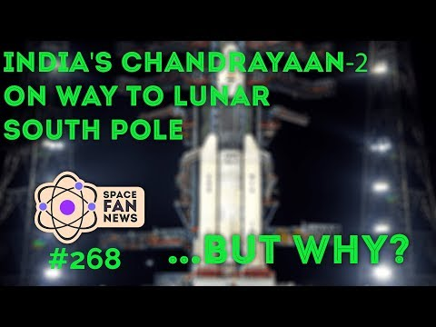 India's Chandrayaan-2 on Its Way to Lunar South Pole ...But Why? - UCQkLvACGWo8IlY1-WKfPp6g