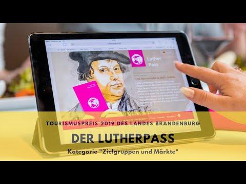 Tourismuspreis 2019 für den Lutherpass