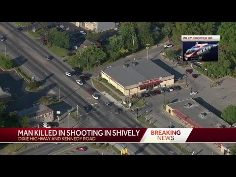 1 dead following shooting in Shively neighborhood, police sayi
