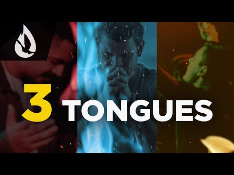 The 3 Expressions of Speaking in Tongues