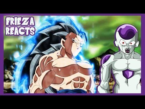 FRIEZA REACTS TO GOKU ULTRA INSTINCT SSJ3 VS JIREN - FAN ANIMATION - DRAGON BALL SUPER!