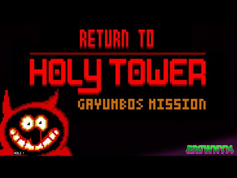 Return to Holy Tower: Gayumbos mission [Hark0] - ZX-Uno