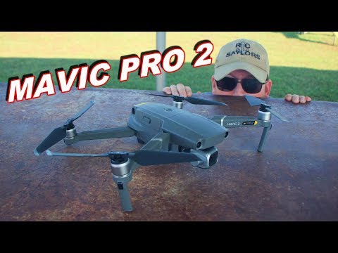 Our NEW DJI Drone Is NOT A Mavic Mini - Mavic Pro 2 First Full Flight - TheRcSaylors - UCYWhRC3xtD_acDIZdr53huA