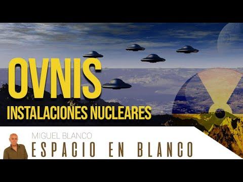 Espacio en Blanco – OVNI's e instalaciones nucleares (24/05/2014)