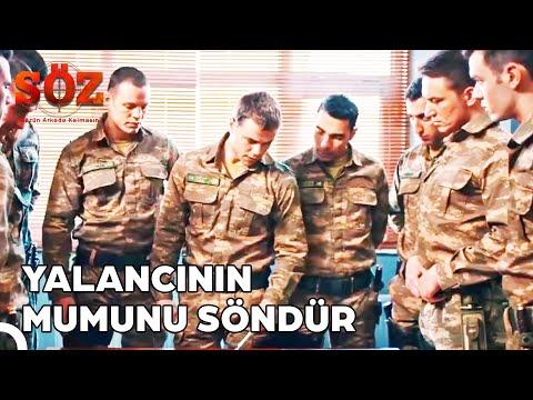 Türkler Bu İftiranın Altında Kalmayacak | Söz
