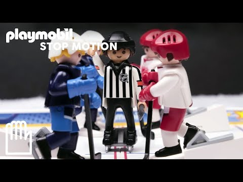 Shoot and Score with NHL!