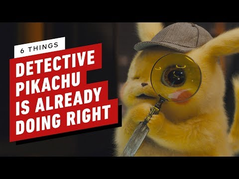 6 Things Pokémon: Detective Pikachu Is Already Doing Right - UCKy1dAqELo0zrOtPkf0eTMw