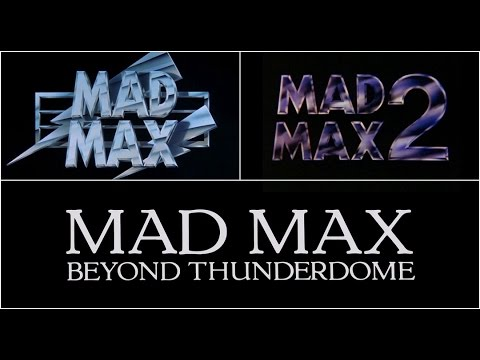 Mad Max: The Title Sequences (1979-1985)