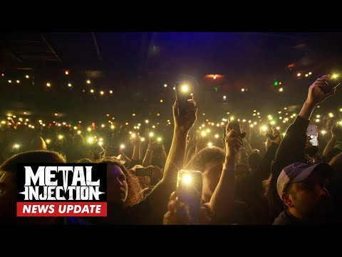 New York Will Bring Back Live Events As Soon As February | Breaking News | Metal Injection