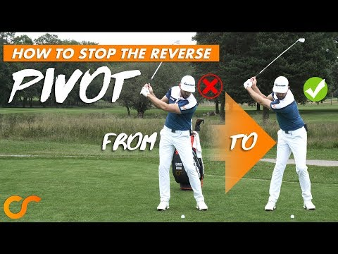 HOW TO STOP THE REVERSE PIVOT IN THE BACKSWING
