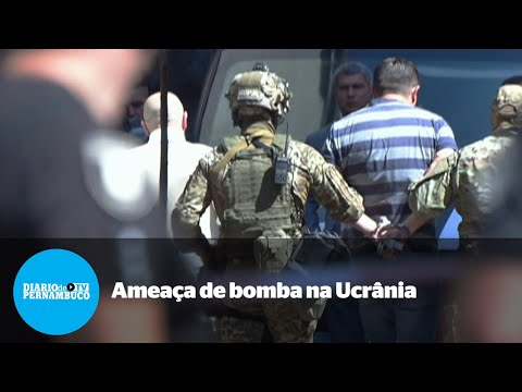 Homem com granada mobiliza polícia de Kiev