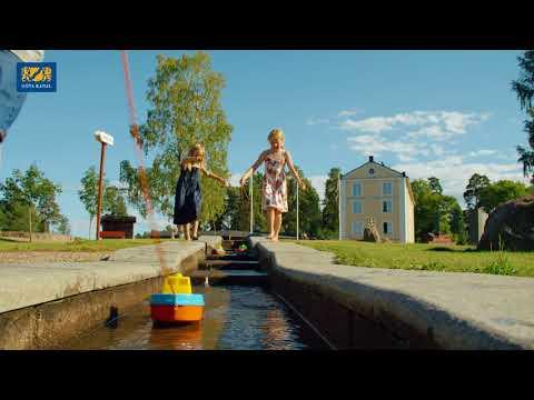 En dag med historia & upplevelser längs Göta kanal