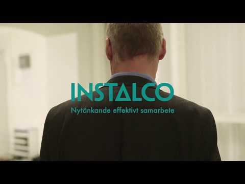 Instalco - nytänkande effektivt samarbete