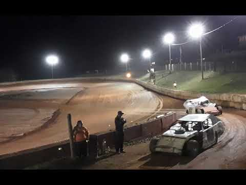 Ararat Thunder Raceway (American Racer Modified) 9-24-21 - dirt track racing video image
