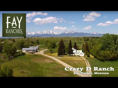 Crazy D Ranch - Montana Ranches for Sale