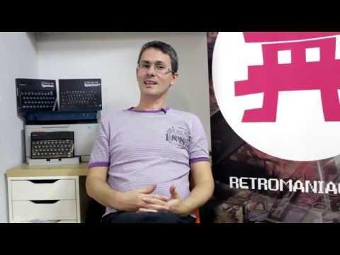 Entrevista en Retromaniacs: El Mundo del Spectrum +