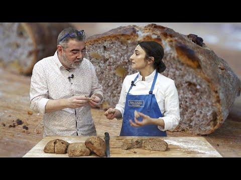 Cata Mayor: la receta de pan con nueces de Anna Bellsolà que te hará feliz