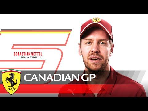 Canadian Grand Prix Preview - Scuderia Ferrari 2019