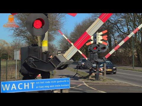 DUTCH RAILROAD CROSSING - Heeze - Muggenberg photo