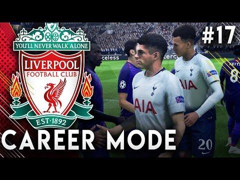 FIFA 19 Liverpool Career Mode EP17 - Champions League Quarter Finals!! Unreal Hat-Trick!!
