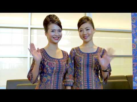 Inaugural Non-Stop Flight from San Francisco to Singapore | Singapore Airlines