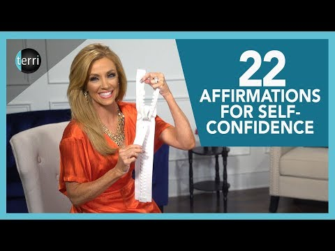 22 Affirmations for Self-confidence