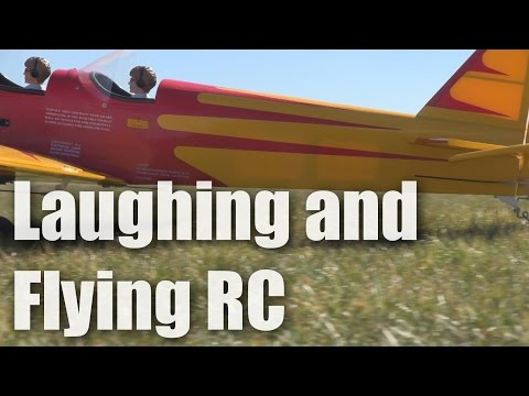 RC planes and laughter in New Zealand - UCQ2sg7vS7JkxKwtZuFZzn-g