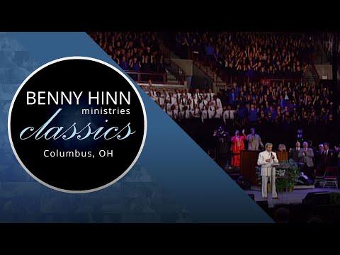 Benny Hinn Ministry Classic -  Columbus, OH 2002 Part 2