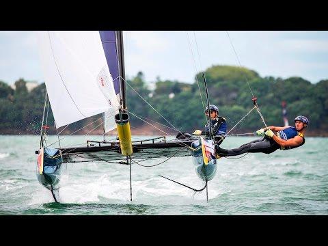 "Sailing the ""Flying Phantom"" Catamaran in New Zealand - UCblfuW_4rakIf2h6aqANefA"