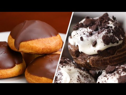 5 Creative Cream Puff Recipes ? Tasty