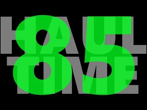 Haul Time #85  - UCnJyFn_66GMfAbz1AW9MqbQ