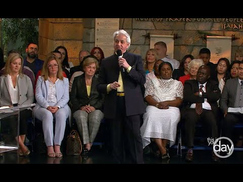 All Jesus Asks of You is to Follow Him - A special sermon from Benny Hinn