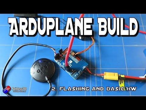 ArduPlane/AR Wing/Matek F405-Wing Build: Flashing and GPS/Rx connections - UCp1vASX-fg959vRc1xowqpw