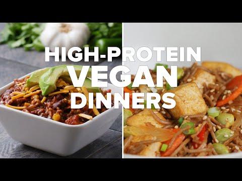 High-Protein Vegan Dinners ? Tasty
