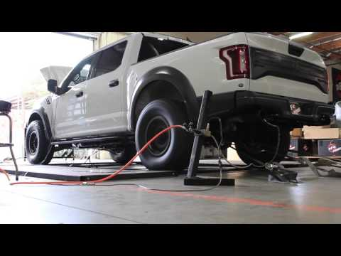 2017 Ford Raptor Ecoboost aFe Power Scorcher