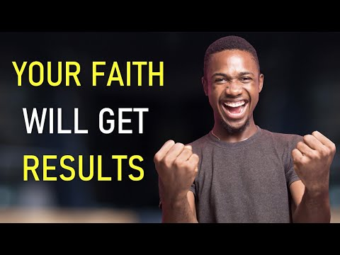 YOUR FAITH WILL GET RESULTS - BIBLE PREACHING  PASTOR SEAN PINDER