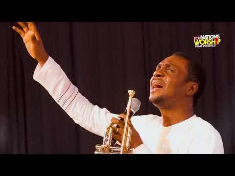 NATHANIEL BASSEY  2021 NATIONS WORSHIP IN HIS PRESENCE