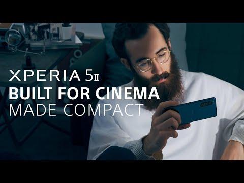 Xperia 5 II – Built for cinema, made compact