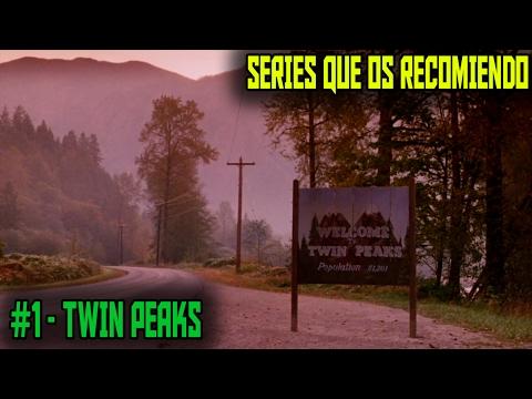 Series que os recomiendo - #1 - Twin Peaks - David Lynch & Mark Frost - 1990-1991-2017