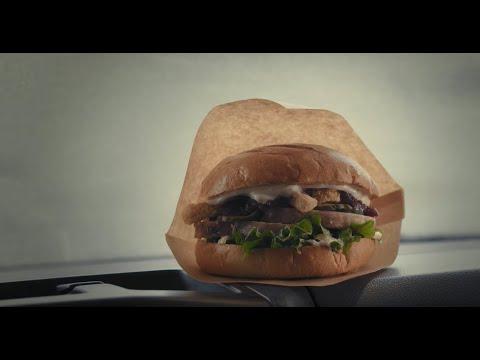 Din bil er ikke en restaurant. 15 sek.