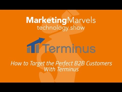 Marketing Marvels: How to Target The Perfect B2B Customers with Terminus