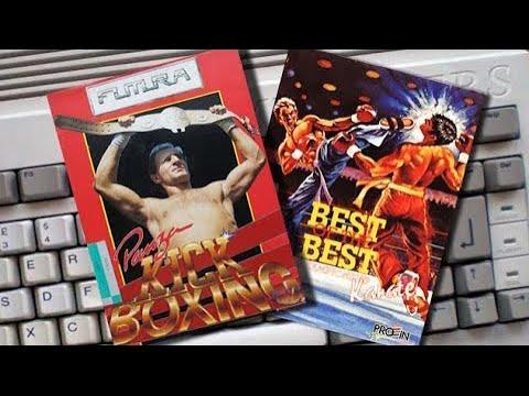 Amigamers Review #33 Panza Kick Boxing