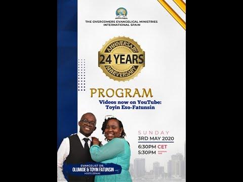 Testimonies & Music Ministrations Overcomers@24 Virtual Program